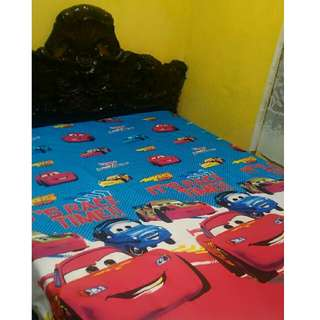 SPREI MC QUEEN (160*200)