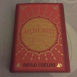 The Alchemist (Hard Cover)
