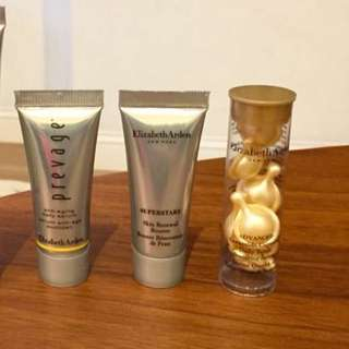 BN Elizabeth Arden Superstart / Prevage / Ceramide Serum and Cream