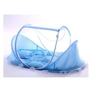 Kelambu Bayi Tempat Tidur Anak Anti Nyamuk 3 in 1 KL09