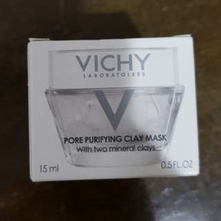 Bn vichy pore purifying clay mask 15ml
