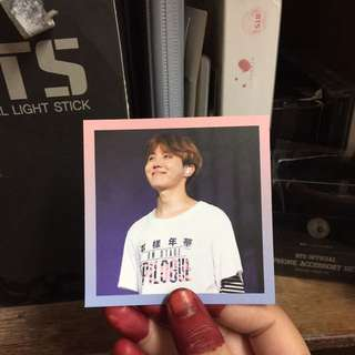 BTS JHOPE LIVE ON STAGE PC