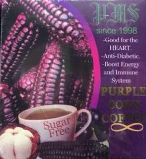 Purple Corn Coffee