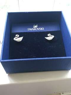 Swaroski earrings