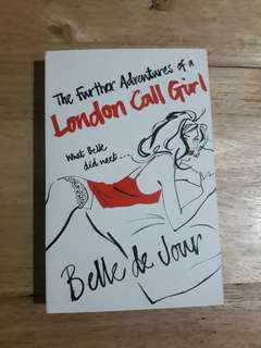 LONDON CALL GIRL BY BELLE DE JOUR