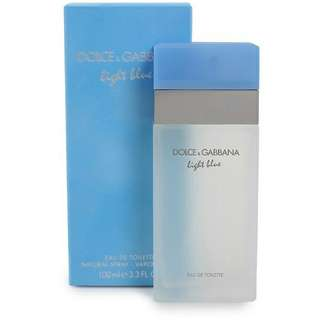 D&G Light Blue for Women