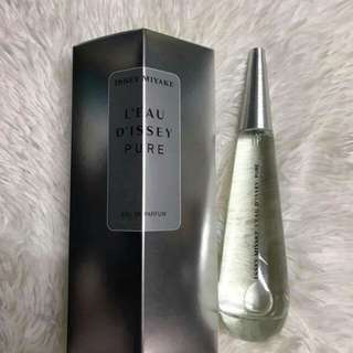 US TESTER ISSEY MIYAKI PURE SILVER 90 ML