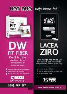 Dw Fit Fiber & Lacea Ziro