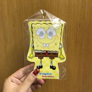 海棉寶寶 memo 紙 sponge box