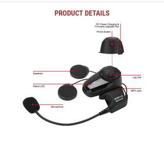 Helmet Bluetooth Microphone Cover (Brand New)