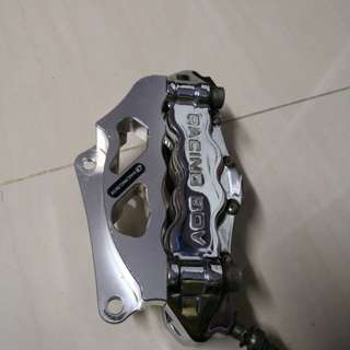 Racing boy disc brake 8port