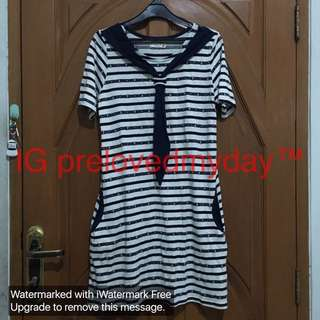 Dress sailor impor