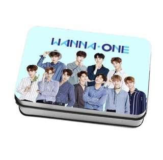 Wanna One Lomo Card