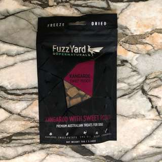 BNIB Fuzzyard Kangaroo Treats