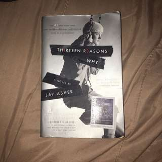 Book: Thirteen Reasons Why