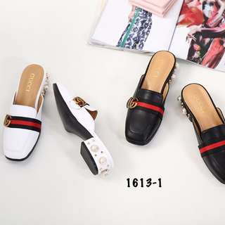 Gucci New Slip On Loafer 1613-1