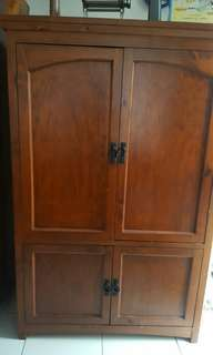 Wooden Cabinet old