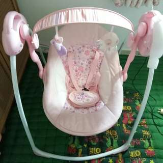 Bouncer swing baby elle