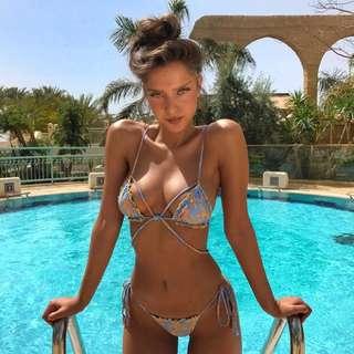 海星款🌟繃帶bikini