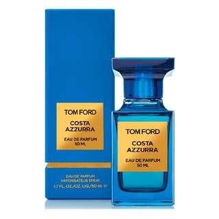 Tom ford perfume costa azzurra