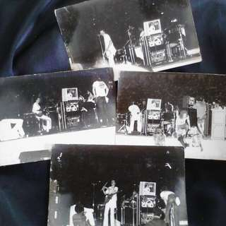 Santana 'live' at Stadium Negara 1974
