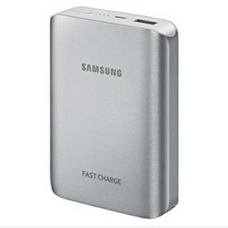 全新 Samsung 5100mah 快速流動充電器