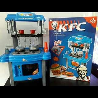 KFC / MCDO Kitchen Set