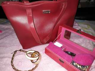 Anew Red Bag