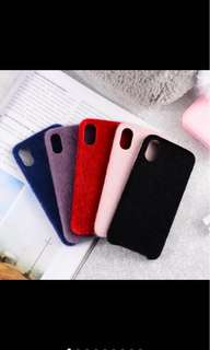 Fur case for iphone (All models)