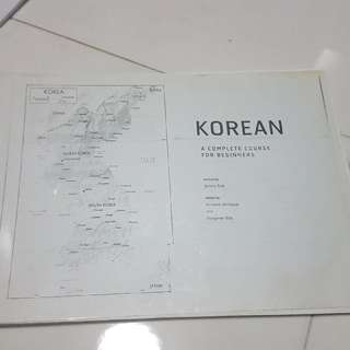 Korean A complete course for beginners