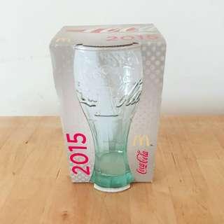 [可口可樂100週年 x McDonald's 紀念特別版] 玻璃杯