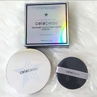 Celebeau stage glow cover cushion foundation