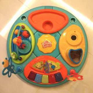 Bright Starts Baby Floor Musical Toy