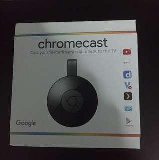 Google Chromecast 2 (New)