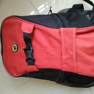 Bagpack for camera