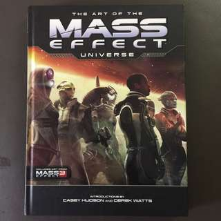 Art of Mass Effect games PS4 Xbox