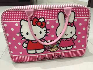 Hand Carry - Travel Bag Hello Kitty