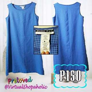 Now Php 100 Below the knee Dress