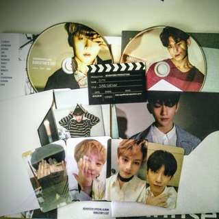 [ WTT/WTB ] SEVENTEEN DIRECTOR'S CUT ALBUM