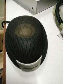 Pioneer center speaker