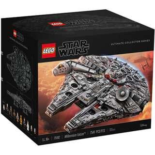 Lego 75192 UCS Millenoum Falcon ( Last 1 )