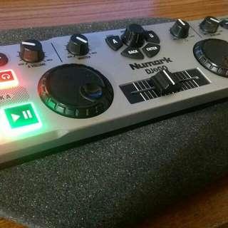 DJ控制器 Numark Dj2go Dj 控制器 Numark版稀有釋出 可議價