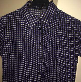 Buttondown Polo (Printed)