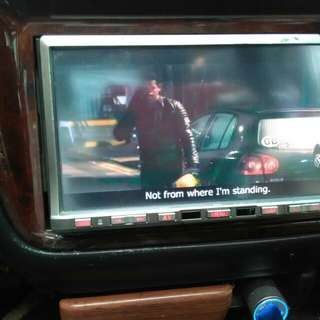 DVD DOUBLE DIN