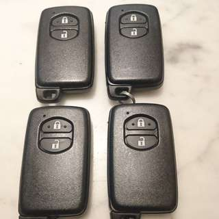 2012+ Toyota Prius / Corolla / Wish Smart Key Remote (PI only)