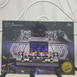 EXO LEGO OFFICIAL FROM SM ENTERTAINMENT