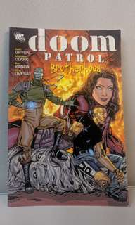 Doom Patrol: Brotherhood