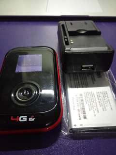 ZTE MF91 4G router / pocket wifi 蛋