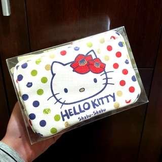Hello Kitty化妝包😍