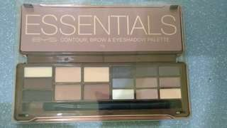 BYS. Contour, Brow, & Eyeshadow Pallete